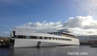 史蒂夫·乔布斯 梦想游艇设计被扣押
