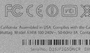 苹果 新款iMac拆解显示一些在美国�}标有组装
