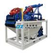 北鉆固控設備BZMS系列打樁泥漿回收系統