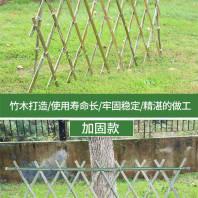 裕华竹篱笆竹节围栏贵阳修文竹栏杆防腐竹篱笆木护栏