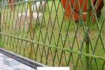 陈仓竹篱笆pvc草坪护栏石家庄井陉矿木围栏塑钢护栏