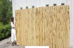临江竹篱笆竹子围栏临沂蒙阴木围栏木篱笆