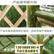 甘南竹篱笆仿竹护栏阿坝黑水竹围栏绿化栏杆围栏