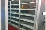 红桥档案存放密集柜电表箱