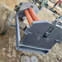 雷波县小型电动卷板机,1.3米滚圆机