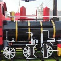 2021欢迎访问##贵阳复古火车头厂家价格不贵##股份实业