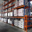 生产台州重型仓储货架热电咨询南京特蕾莎仓储设备出口