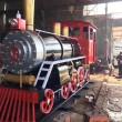 定制款;贛州火車模型廠家*軍工技術