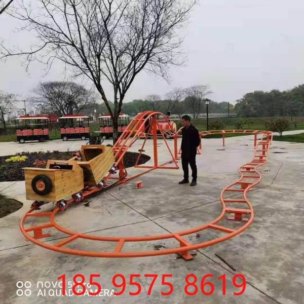 扬州人力过山车尺寸多少? 安装
