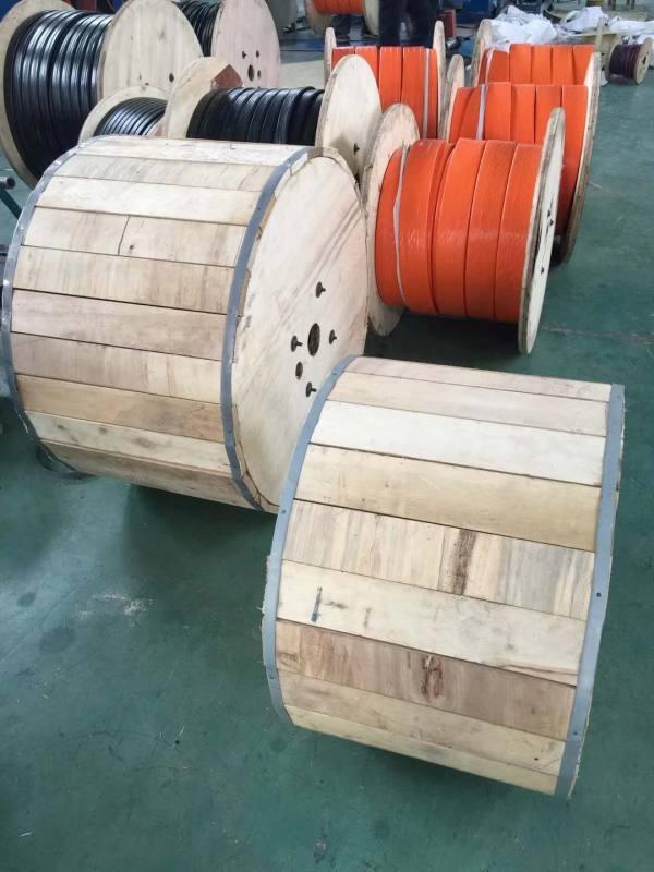 口碑好的行车扁电缆YFFB18x2.5mm2多芯控制扁电缆信息江苏/福锐斯卷筒扁电缆