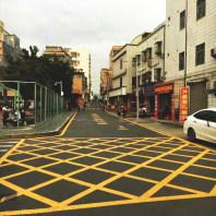 惠州市博罗县哪里有小区地面标识划线施工公司