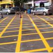 惠城区马安镇哪里有工厂划黄色禁停线施工厂家
