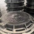 排水沟盖板 铸铁圆篦子井盖 价格优惠 环保井盖 凯铭金属