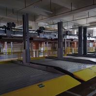 劍川機械車庫設備 互聯網停車 漾濞拆除報廢立體車位