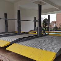 彌勒立體停車設備 石屏停車位安裝租賃 多功能機械車庫租賃