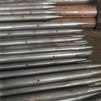 達州 32縮尖地質管 橋梁注漿管鋼花管廠家