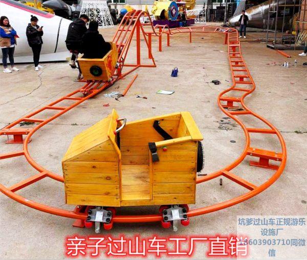 衢州脚蹬过山车游乐厂家