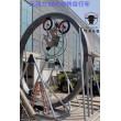 蚌埠網紅360度旋轉自行車游樂設備