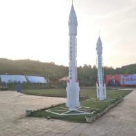 鄢陵大型軍事模型展覽殲擊機模型