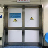 今日报价:安徽省电动推拉铅门门保证验收合格