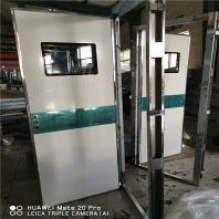 天津市伽馬 射線防護鉛門電動推拉鉛門門歡迎致電