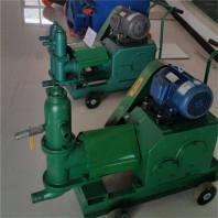 遼寧蓋州防水堵漏雙液注漿泵活塞注漿泵