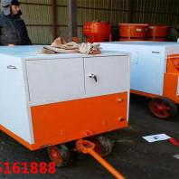 百色雙缸雙液注漿泵ZJS-7液壓雙液注漿泵