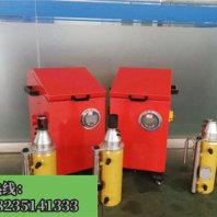 海南三亞預應力張拉前卡式千斤頂批發 千斤頂張拉油泵