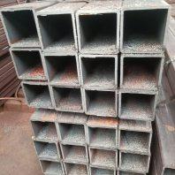 無縫方管80*80*4毫米 矩形鋼管價格