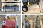 A7V107LV1RPFOO压力机柱塞泵静压桩机主油泵柱塞泵A7V全系列夹江
