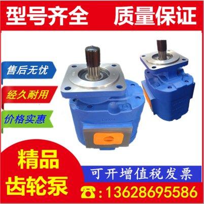 睢阳GPC4-63-269R齿轮泵