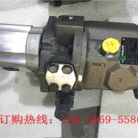 混凝土泵车A11VLO130主油泵杭重3000强夯机微调大泵