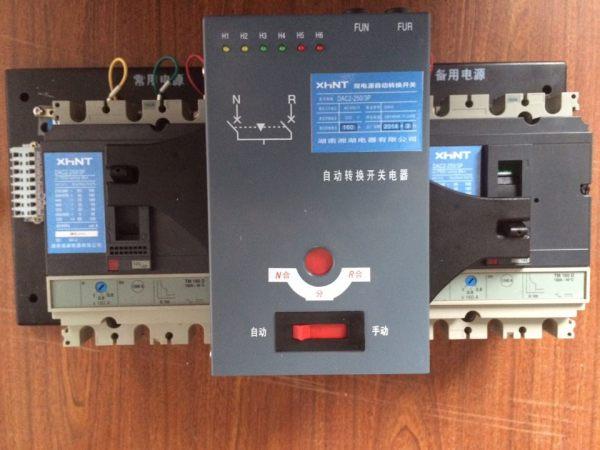 DY22TR7系列定时器线路图湘湖电器