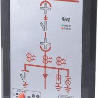 富拉爾基:XV6-12AG/2000-31.5戶內高壓真空斷路器固定式外形什么樣湘湖電器