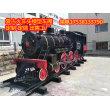 焦作蒸汽復古火車頭模型出售專業廠家