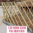 欢迎##汕尾竹篱笆厂家公司|环保耐用