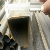陽泉30*30鍍鋅三角管、鍍鋅扇型管廠家現貨