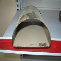 西寧D型管、20*40鍍鋅馬蹄管圖片