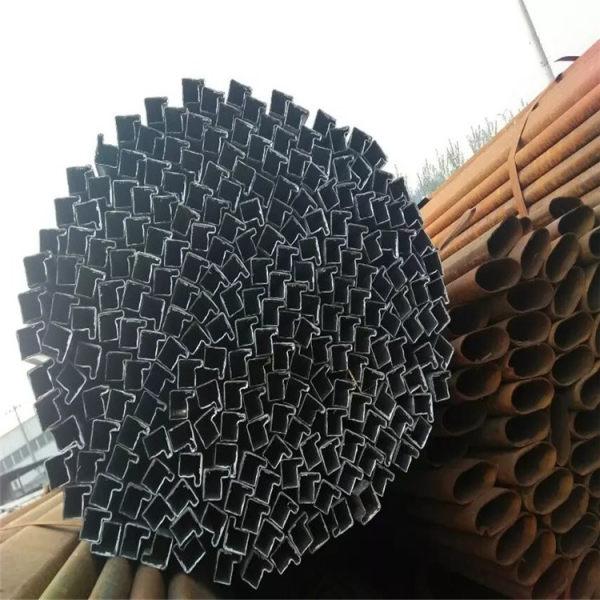 松原60*80镀锌P型管、P型镀锌管设计