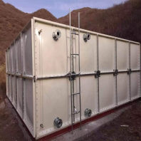 玻璃钢圆形水箱##西安#电话咨询