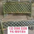 杭州市竹篱笆pvc护栏 廊坊市大城县竹护栏篱笆栅栏