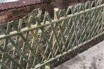 朝阳竹篱笆草坪护栏新乡市原阳竹围栏桥梁护栏