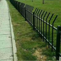 黄岩竹篱笆竹子围栏 巴中通江竹护栏pvc护栏